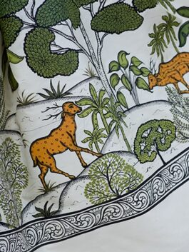 Forest Pattachitra W...