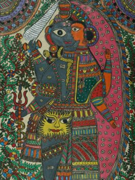 Madhubani Paint...