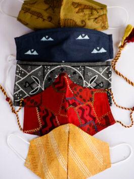 Masks: Set of 5