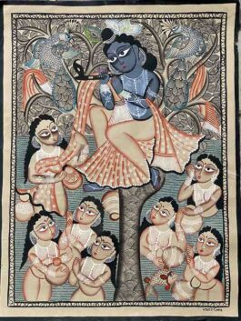 Kalighat Painting- K...