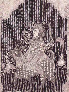 Meldi Mata Kalamkari