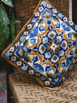 Embroidered Cushion ...