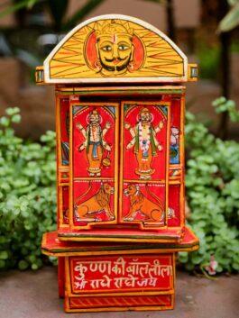 Kavad Storytelling:  Shri Krishna ki Baal Leela