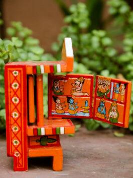 Kavad Storytelling: Ram aur Krishna