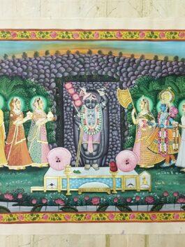 Pichwai: Nav Nidhi