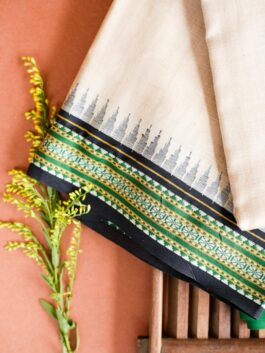 Vidarbha Silk Saree