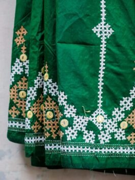 Embroidered Sil...