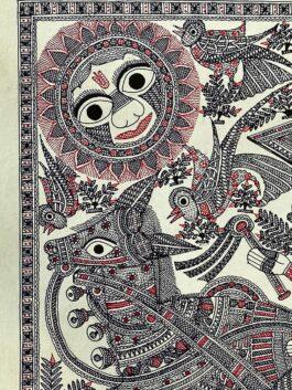 Madhubani Painted Joy Rides