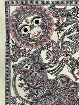 Madhubani Painted Joy Rides