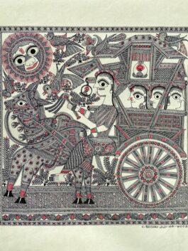 Madhubani Painted Jo...
