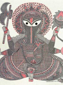 Madhubani Painted Lo...