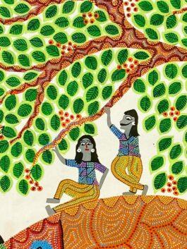 Bhil Painting