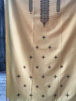 Embroidered Kurta Fabric