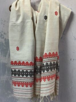 Pure Eri Silk shawl