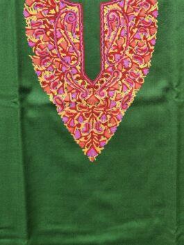 Embroidered Woolen S...