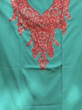 Embroidered Woolen Suit