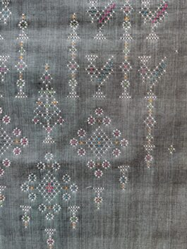 Tangaliya Embroidered Kurta Fabric