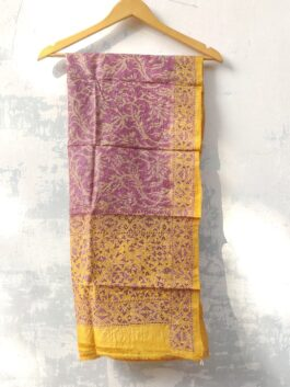 Embroidered Silk Sto...