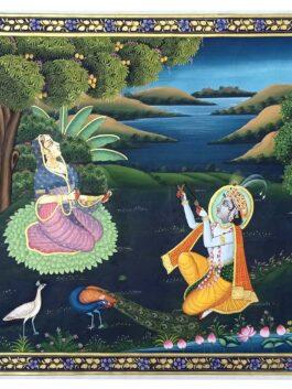 Pichwai Painting: Aa...