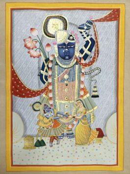 Pichwai Painting: Ra...