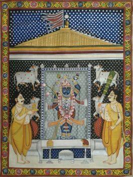 Pichwai Painting: Sh...