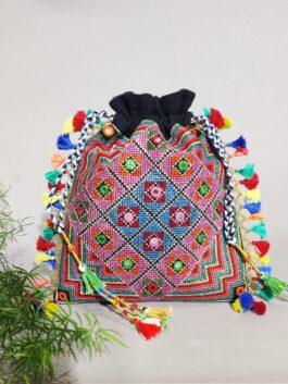 Jat Embroidered Bag