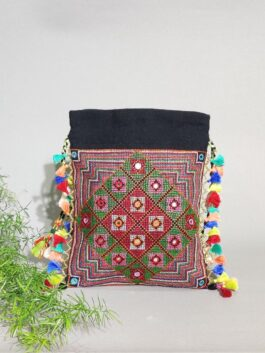 Jat Embroidered Bag