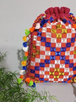 Embroidered Potli Ba...