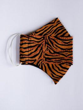Block Printed Mask