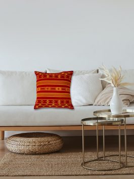 Woven Cushion C...