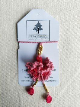 Hibiscus Lumba Rakhi