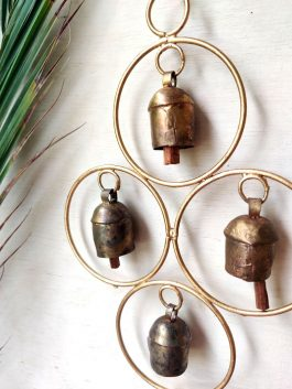 Copper Bell Chimes