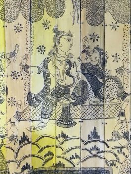 Scroll Painting- Lor...