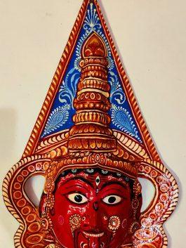 Papier Mache- Durga ...