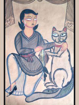 Kalighat Painting