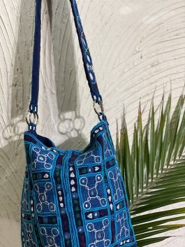 Embroidered Sling Ba...