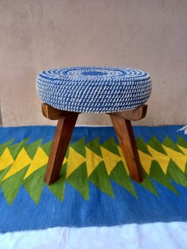 Recycled Tyre Stool