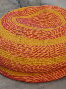 Handwoven Bean Bag