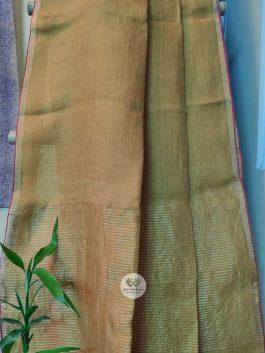Zari Striped Saree