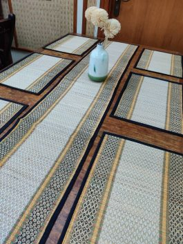 Set of  Woven R...