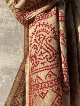 Sindhi Embroidered Dupatta
